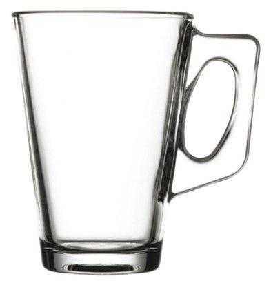 XXLselect Glas met Oor Vela | 240ml | Ø76x110(h)mm | Per 24 Stuks