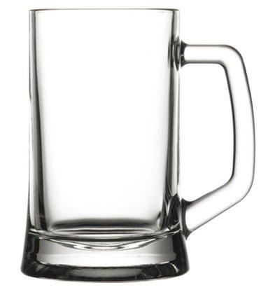 XXLselect Bier Glas   385ml   Ø77x134(h)mm   Per 24 Stuks