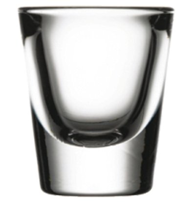 XXLselect Vodka Glas Boston Shots | 31ml | Ø50x59(h)mm | Per 24 Stuks