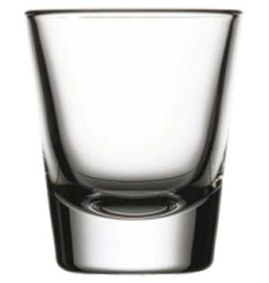 XXLselect Vodka Glas Boston Shots | 40ml | Ø50x60(h)mm | Per 24 Stuks