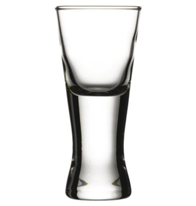 XXLselect Vodka Glas Boston Shots | 50ml | Ø49x108(h)mm | Per 24 Stuks