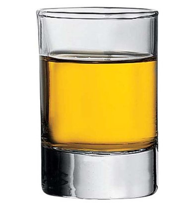XXLselect Vodka Glas Side | 60ml | Ø45x68(h)mm | Per 24 Stuks