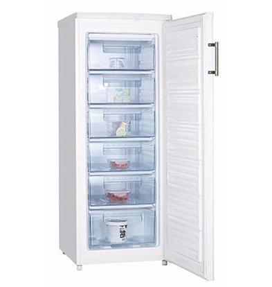 Frilec Freezer White | 147 liters | 6 Loading | 550x580x1430 (h) m