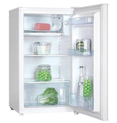 Exquisit Combi Fridge White | Cool 80L / Freeze 10L | 480x520x850 (h) mm