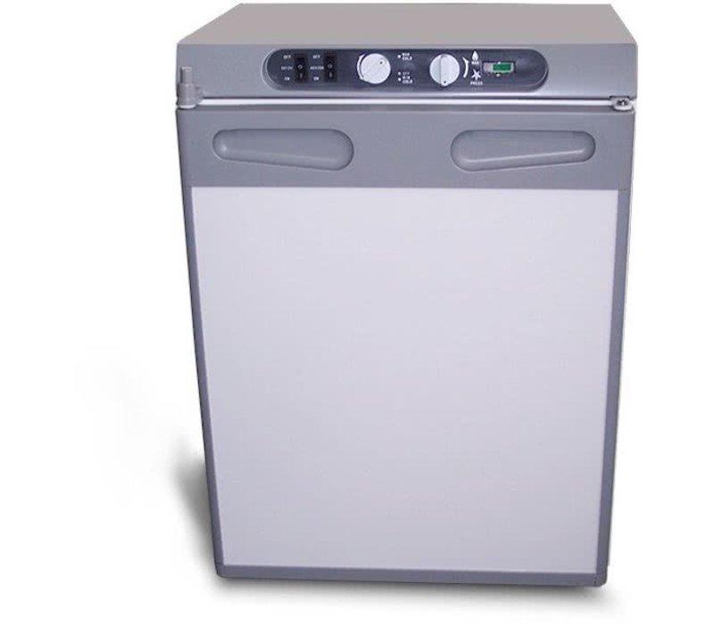 Exquisit Absorptie Koelkast   60 Liter   12V/230V/Butaan   480x480x640(h)mm