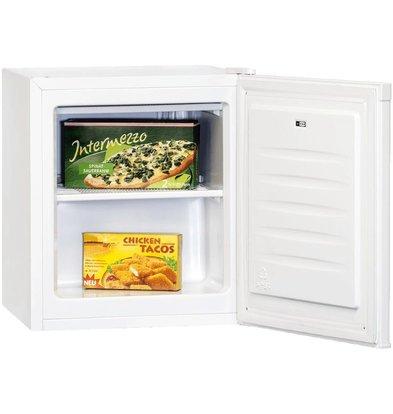 Exquisit Vrieskast Opzetbox Wit | 30 Liter | 440x470x510(h)mm
