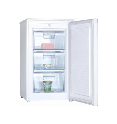 Exquisit Freezer White | 60 liters | 3 Loading | 480x520x850 (h) mm