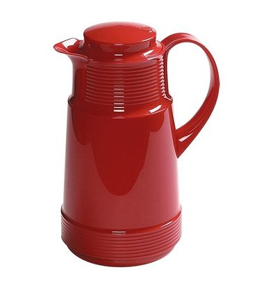 XXLselect Insulated - Plastic - Glass Inner - 1 liter - Red