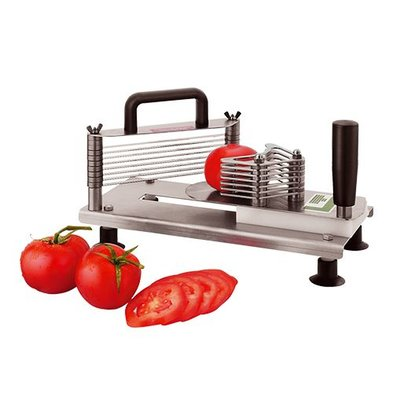 Tellier Tomato Cutter - Stainless steel - Type compact
