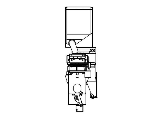Animo Optifresh 1 NG | Gemalen Koffiebonen | 1 Canister | Beschikbaar in 3 Kleuren