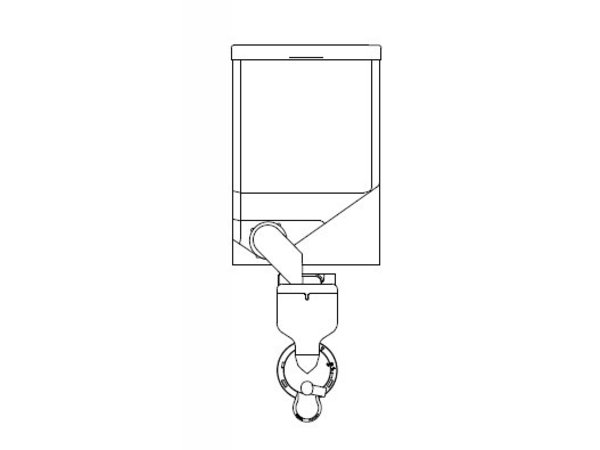 Animo Optivend 11s TS NG | Oploskoffie | 1 Canister | Beschikbaar in 3 Kleuren