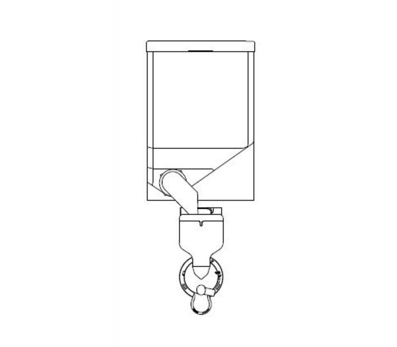 Animo Optivend 11 TS NG | Oploskoffie | 1 Canister | Beschikbaar in 3 Kleuren