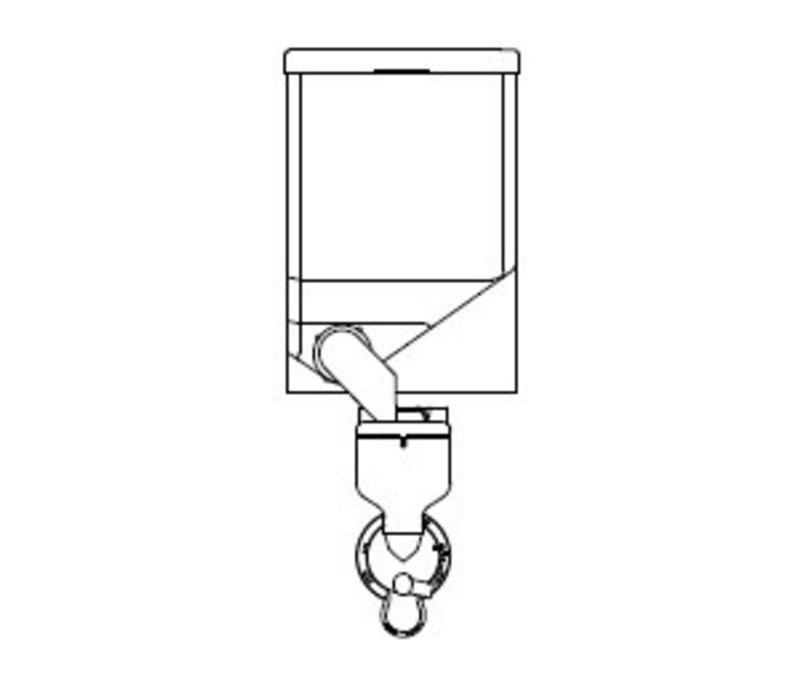 Animo Optivend 11 TL NG (LARGE) | Oploskoffie | 1 Canister | Beschikbaar in 3 Kleuren