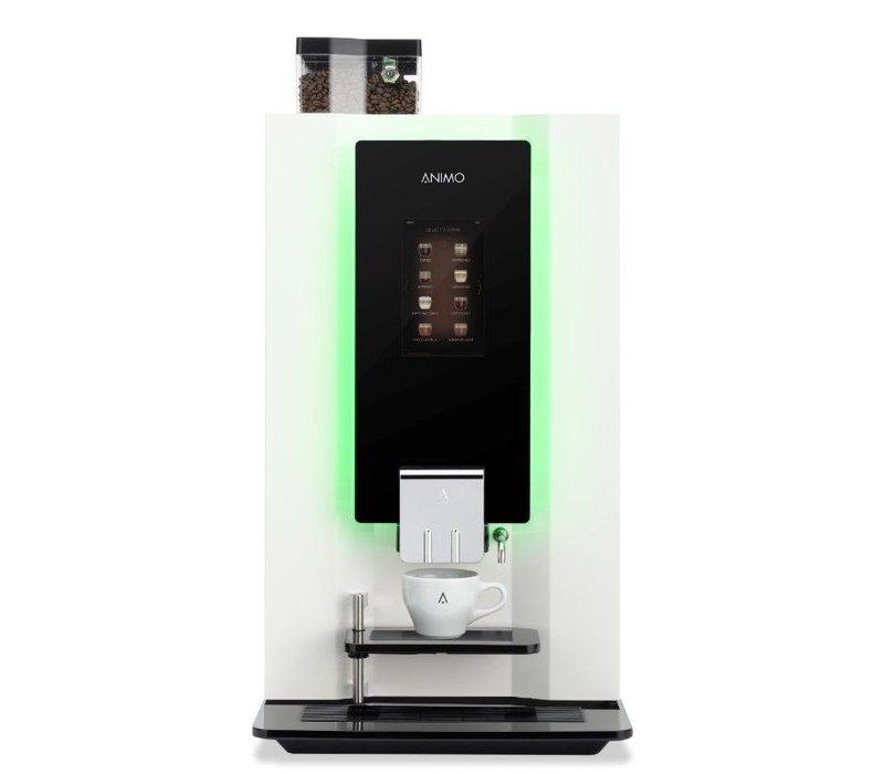Animo Optibean 2 Touch | Koffiebonen | 1 Canister | Beschikbaar in 3 Kleuren