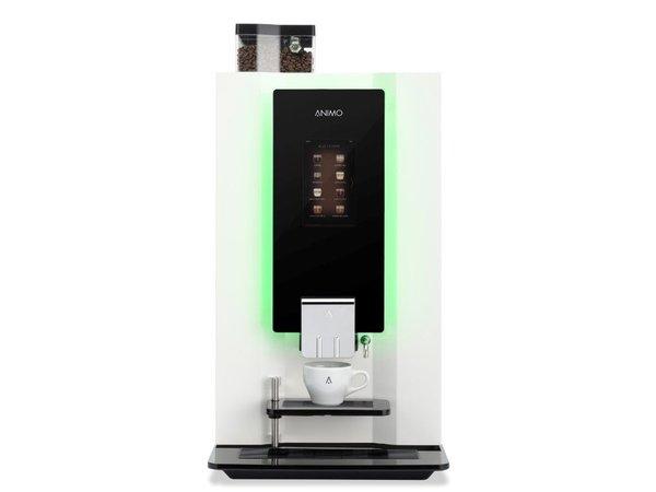 Animo Optibean 2 XL Touch | Koffiebonen | 1 Canister | Beschikbaar in 3 Kleuren