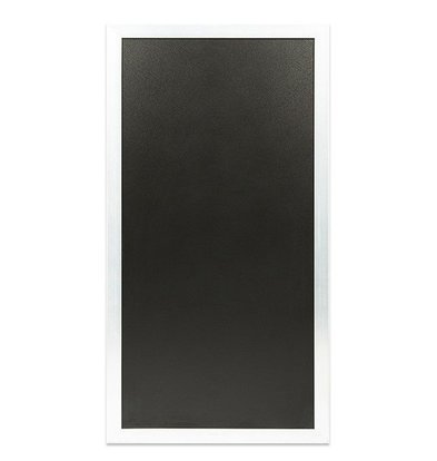 Securit Universeel Multi-krijtbord Wit | Voor Stoep- of MuurBord | 550x1150(h)mm
