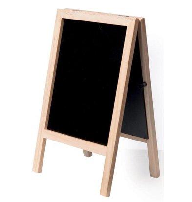 Securit Sandwich Table Chalkboard | Format A5 | 240x150x2mm