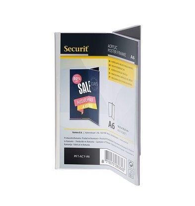 Securit Y-Vormige Menuhouder | Formaat A6
