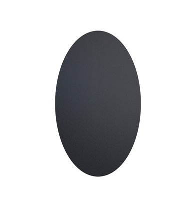 Securit Adhesive Chalkboard Labels | Oval 85x50mm | Per 8 Pieces