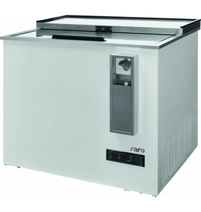 Saro Bottle fridge Toploader | 279L | Lockable | 935x687x888 (h) mm