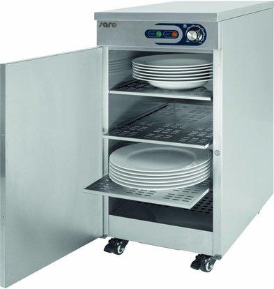 Saro Bordenwarmer 3 Rails   70L   800W   600x530x770(h)mm