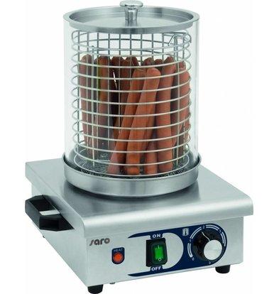 Saro Hotdog Koker 4,5kW | Ø190x240(h)mm