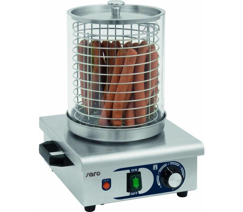 Saro Hotdog Koker 4.5kW | Ø190x240 (h) mm