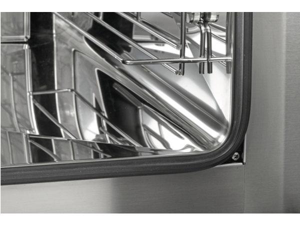 Bartscher Heteluchtoven met Stoomcombinatie - 920x1050x840(h)mm - voor 6x 600x400 mm