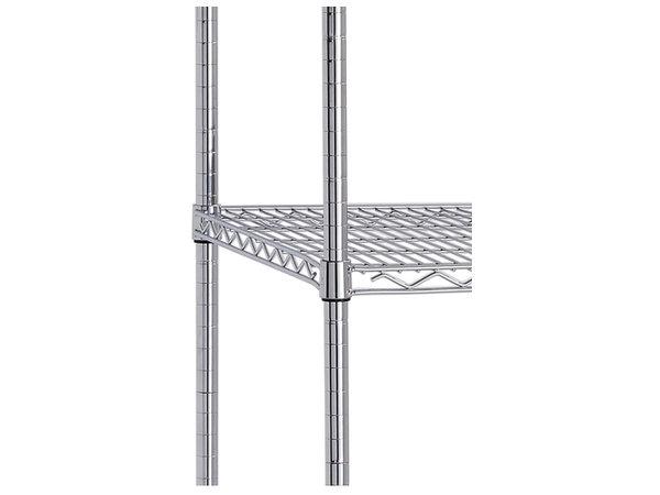 Bartscher Magazijn opbergrek - 910x460x1845mm