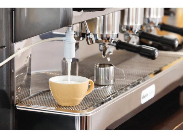 Bartscher Bartscher Coffeeline G3 | 2 Stoompijpjes | 1 Warm Water Kraan | 4,3kW | 967x580x(H)523mm