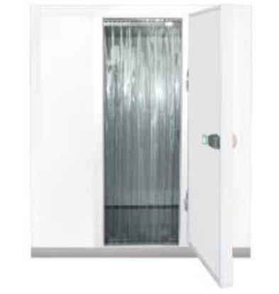 Diamond Gordijn met Strips voor deur Koelcel | 730x1900(h)mm