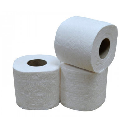 XXLselect Toilet paper Cellulose | 2 layers, 200 sheets | (Also Pallets) Price per 48 Rolls | MOST SOLD