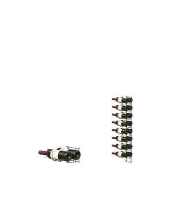 XXLselect WijnFlessenrek Presentatie 16 Flessen - 8 niveaus - 75cl