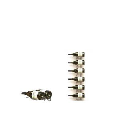 XXLselect WijnFlessenrek Presentatie 12 Magnum Flessen - 6 niveaus