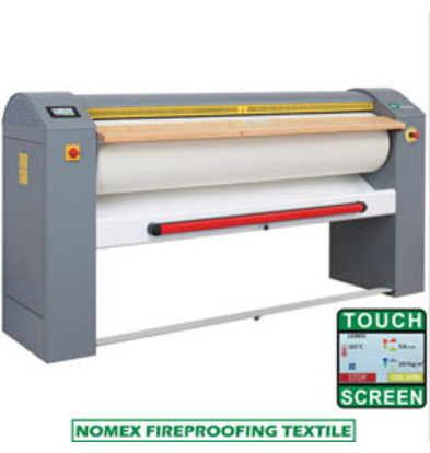 Diamond Ironing Machine Hotel - Roll 1250mm - 400V - 1763x719x (h) 1072mm