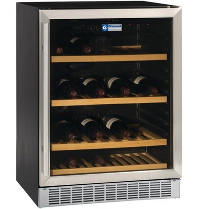 Diamond Wine Box Ventilated | 160 Ltr | 160W | 595x570xh820mm