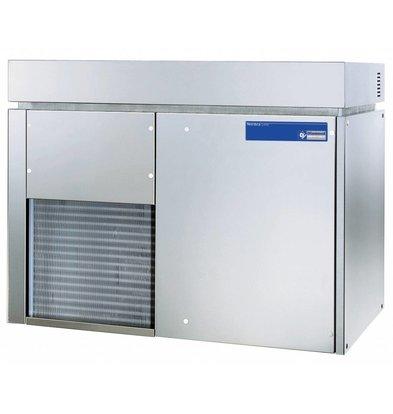 Diamond Schilferijsmachine - 850kg/24uur - zonder opslag - ICE850IS
