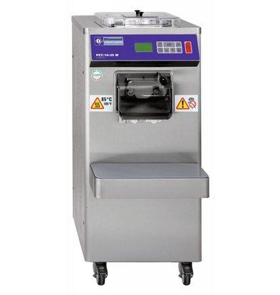Diamond Pasteurizer and Ice Machine - 35 liters / hour - watercondensatror