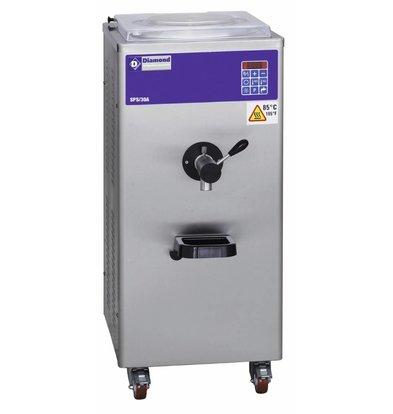 Diamond Pasteurizer - 30 liters / hour - water condenser