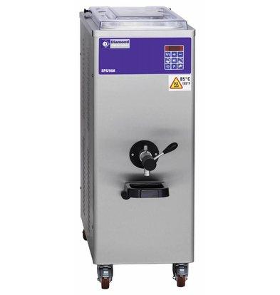 Diamond Pasteurizer - 60 liters / hour - water condenser