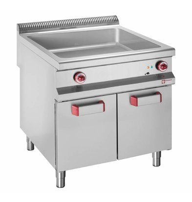 Diamond Bain Marie | 8x1 / 3 GN | With Mount | 6kW | 800x900x (H) 850 / 920mm