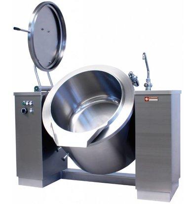 Diamond Tiltable Cooking Boiler | 300 liters | 36.5kW / 400V | 1950x1200x1150 (h) mm