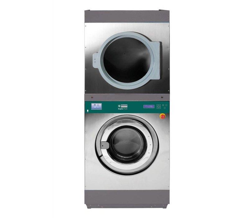 Diamond Hotel Wasmachine 18 kg en Hotel Droger 18 kg - 880x1077x(h)2141mm