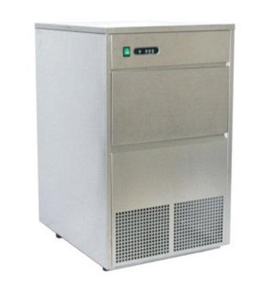 Combisteel Schilferijsmachine 80kg/24u | Koelmiddel R290 | 831x604x498(h)mm