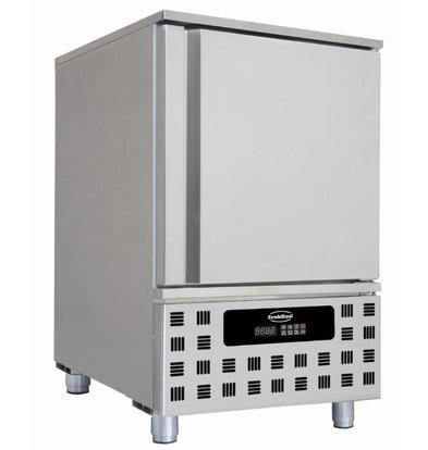 Combisteel Blastchiller 7x GN1 / 1 | Pro Line | 800x750x1450 (h) mm