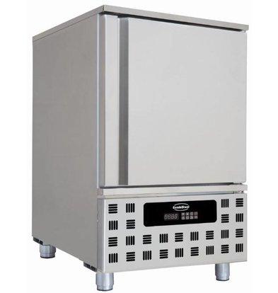 Combisteel Blastchiller 10x GN1 / 1 | Pro Line | 800x750x1450 (h) mm