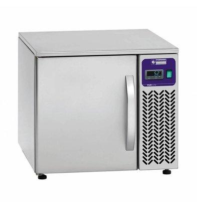 Diamond Blast Chiller / Blast chiller / freezer Fast 3 x 1 / 1GN - 56x70x (h) 51cm