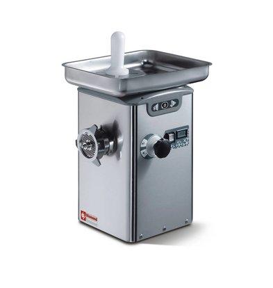 Diamond XXL Mincer 300 kg / h cooled - 31x35x (h) 61.5 - 850W