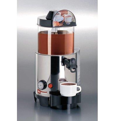 Diamond Warme Choco Dispenser - 5 Liter