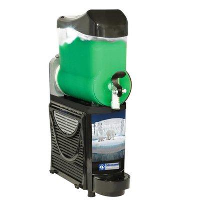 Diamond Slush IJS Dispenser | Granita/Sorbet machine | 1 x 10 liter